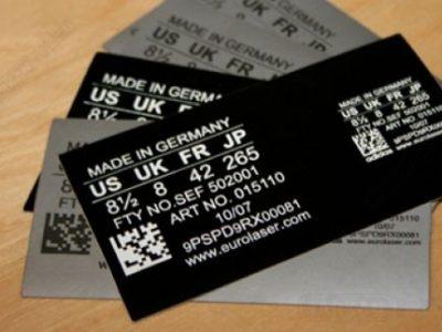 Metal Etiket Hangi Amaçla Kullanılır.